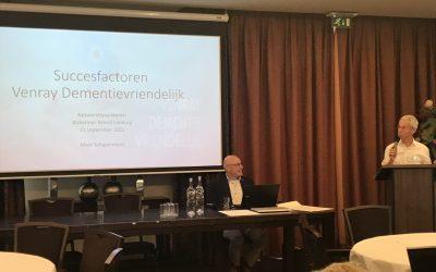 Netwerkbijeenkomst Alzheimer Noord-Limburg